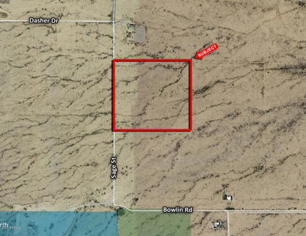 XXXX N Sage Street, Maricopa, AZ 85139 (MLS #5756548) :: Group 46:10
