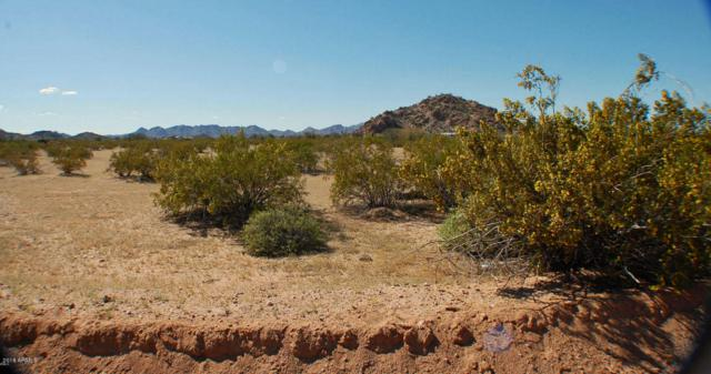 0 S Ruby Road, Maricopa, AZ 85139 (MLS #5756563) :: The Daniel Montez Real Estate Group