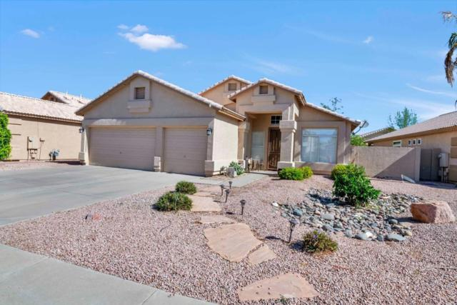 4890 W Flint Street, Chandler, AZ 85226 (MLS #5756567) :: The Daniel Montez Real Estate Group