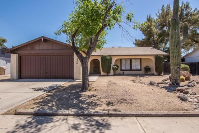 5549 W Michelle Drive, Glendale, AZ 85308 (MLS #5756617) :: The Daniel Montez Real Estate Group