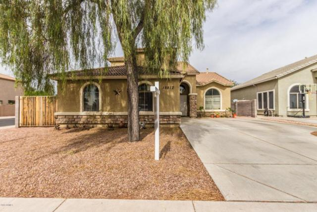 15812 N 156TH Lane, Surprise, AZ 85374 (MLS #5756632) :: The Daniel Montez Real Estate Group
