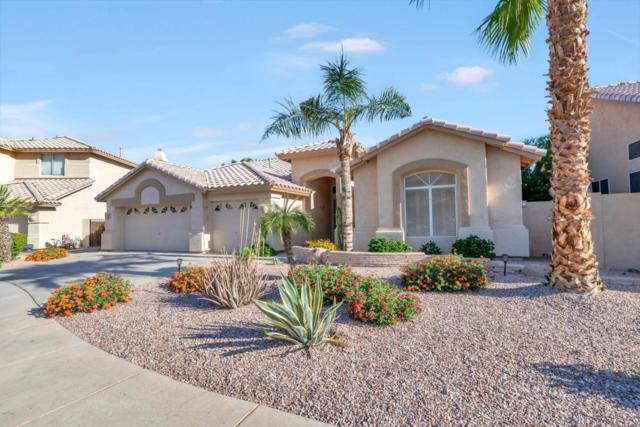 4642 W Erie Street, Chandler, AZ 85226 (MLS #5756691) :: The Jesse Herfel Real Estate Group