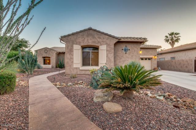 5632 S Four Peaks Place, Chandler, AZ 85249 (MLS #5756959) :: Occasio Realty