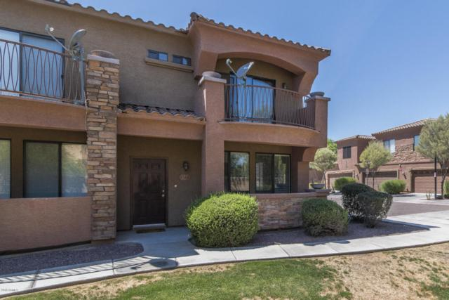 21655 N 36TH Avenue #122, Glendale, AZ 85308 (MLS #5757196) :: Desert Home Premier