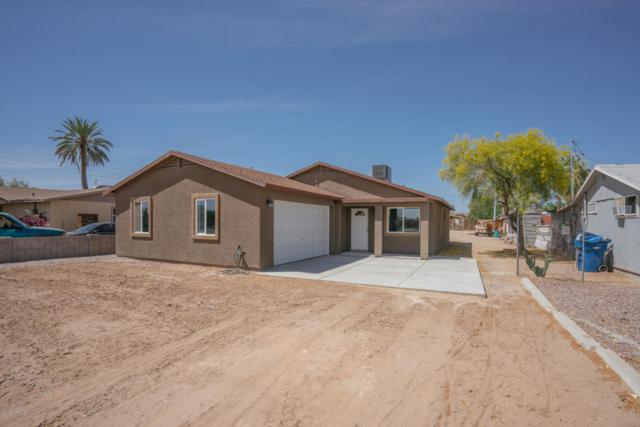 206 E Centre Avenue, Buckeye, AZ 85326 (MLS #5757253) :: Desert Home Premier