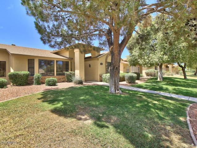 18420 N Spanish Garden Drive, Sun City West, AZ 85375 (MLS #5757289) :: Desert Home Premier
