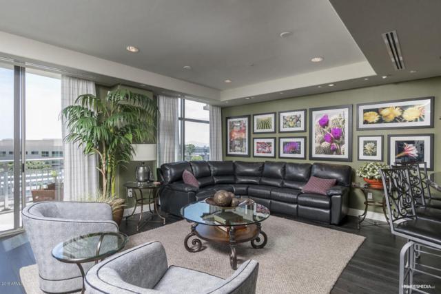 2211 E Camelback Road #505, Phoenix, AZ 85016 (MLS #5757348) :: My Home Group