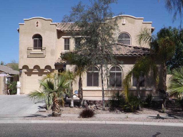 16140 W Desert Mirage Drive, Surprise, AZ 85379 (MLS #5757376) :: Desert Home Premier