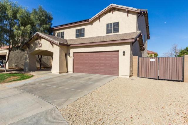 15305 N 159TH Drive, Surprise, AZ 85379 (MLS #5757413) :: Desert Home Premier
