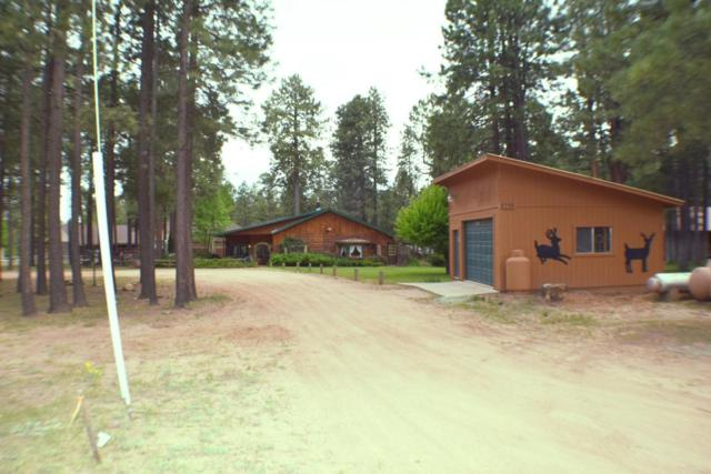 2720 Old Rim Road, Forest Lakes, AZ 85931 (MLS #5757519) :: Essential Properties, Inc.