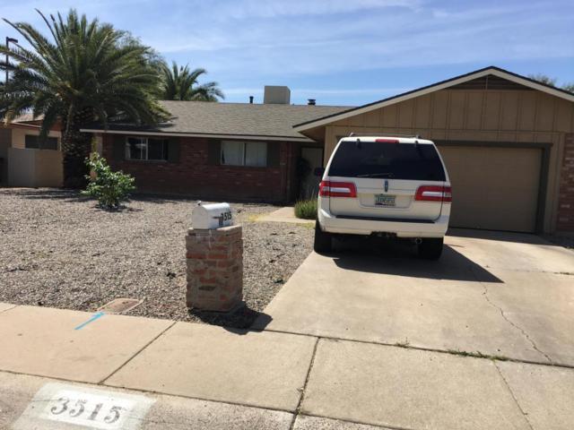 3515 W Sahuaro Drive, Phoenix, AZ 85029 (MLS #5757544) :: Power Realty Group Model Home Center