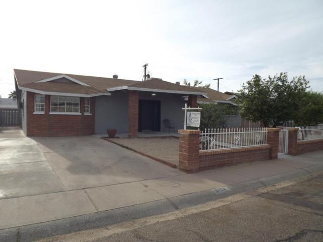 3124 N 54TH Avenue, Phoenix, AZ 85031 (MLS #5757560) :: RE/MAX Excalibur