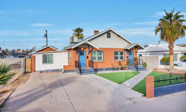 322 N 13TH Place, Phoenix, AZ 85006 (MLS #5757654) :: The Daniel Montez Real Estate Group