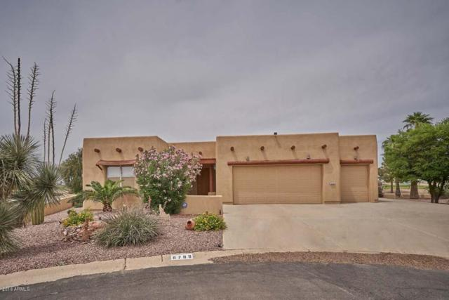 8786 W Blackmoor Circle, Arizona City, AZ 85123 (MLS #5757738) :: The Daniel Montez Real Estate Group