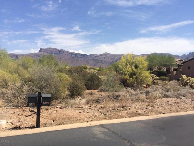 7622 E Wilderness Trail, Gold Canyon, AZ 85118 (MLS #5758025) :: Yost Realty Group at RE/MAX Casa Grande