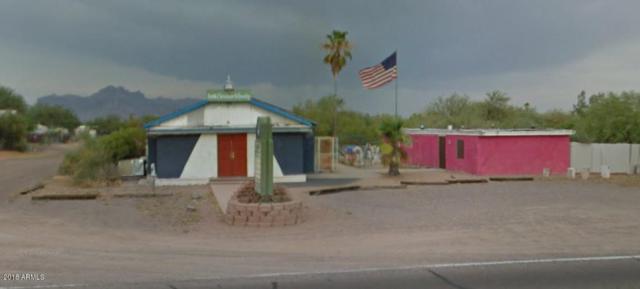 1325 N Meridian Road, Apache Junction, AZ 85120 (MLS #5758258) :: The Daniel Montez Real Estate Group