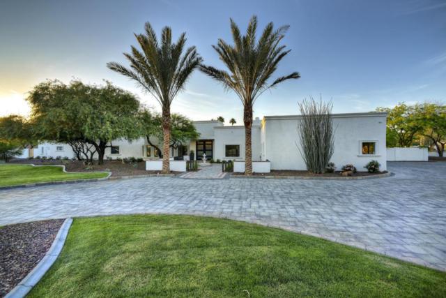5718 E Bar Z Lane, Paradise Valley, AZ 85253 (MLS #5758301) :: Lux Home Group at  Keller Williams Realty Phoenix