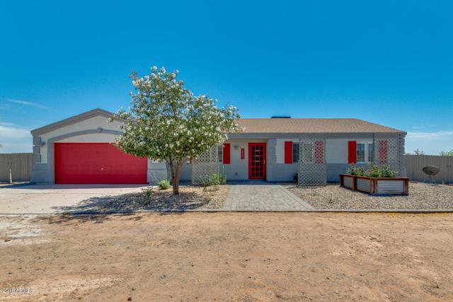 28005 N Holly Road, San Tan Valley, AZ 85143 (MLS #5758718) :: Yost Realty Group at RE/MAX Casa Grande
