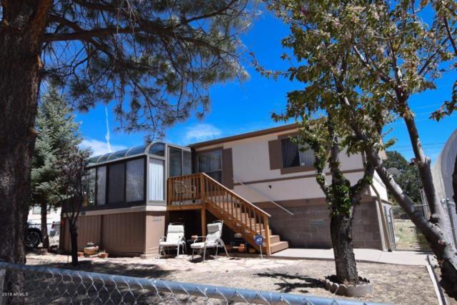 3391 Buckhorn Bend, Overgaard, AZ 85933 (MLS #5758750) :: The Daniel Montez Real Estate Group