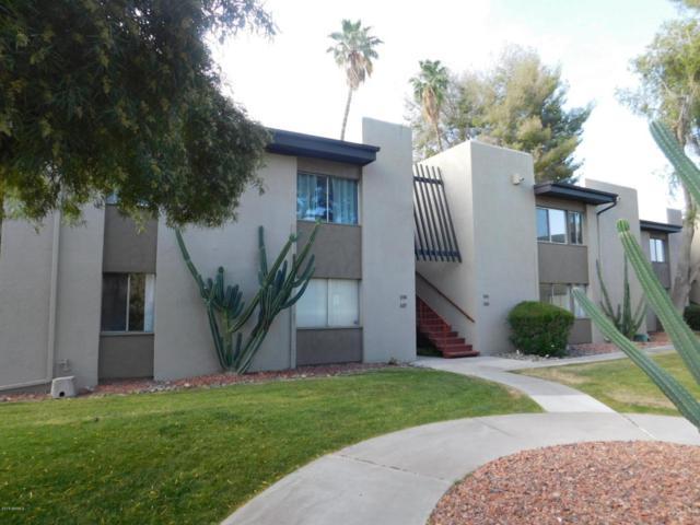 4201 E Camelback Road #105, Phoenix, AZ 85018 (MLS #5758808) :: The Laughton Team