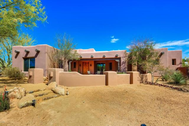 8134 E Foothills Drive, Scottsdale, AZ 85255 (MLS #5758966) :: The W Group