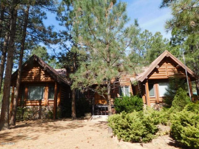 2860 Little Hawk Trail, Overgaard, AZ 85933 (MLS #5758976) :: Brett Tanner Home Selling Team