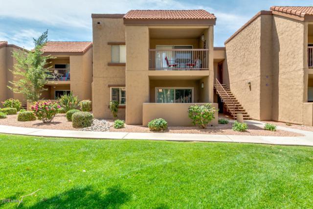 8250 E Arabian Trail #108, Scottsdale, AZ 85258 (MLS #5759016) :: The Laughton Team