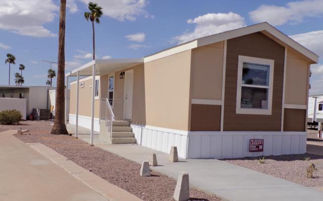 2701 E Allred Avenue #98, Mesa, AZ 85204 (MLS #5759512) :: My Home Group