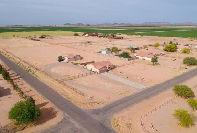 34710 W Eclipse Road, Stanfield, AZ 85172 (MLS #5759664) :: Yost Realty Group at RE/MAX Casa Grande