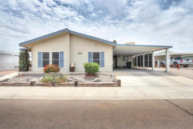 891 W Moon Shadow Drive, Casa Grande, AZ 85122 (MLS #5759871) :: Yost Realty Group at RE/MAX Casa Grande