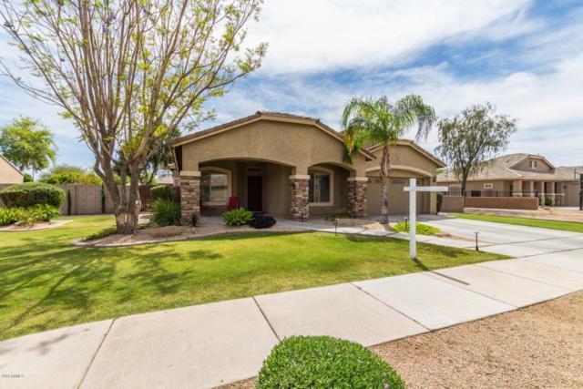 21931 S 218TH Street, Queen Creek, AZ 85142 (MLS #5759892) :: Devor Real Estate Associates
