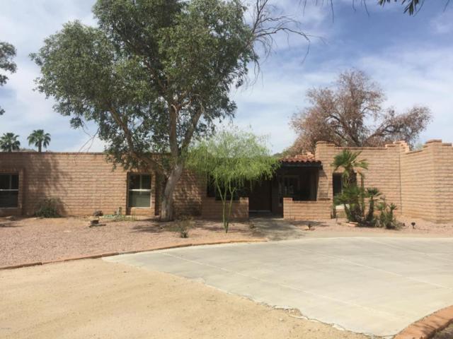 7568 N Mockingbird Lane, Paradise Valley, AZ 85253 (MLS #5759927) :: Lux Home Group at  Keller Williams Realty Phoenix