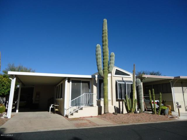 17200 W Bell Road #119, Surprise, AZ 85374 (MLS #5760030) :: The Daniel Montez Real Estate Group