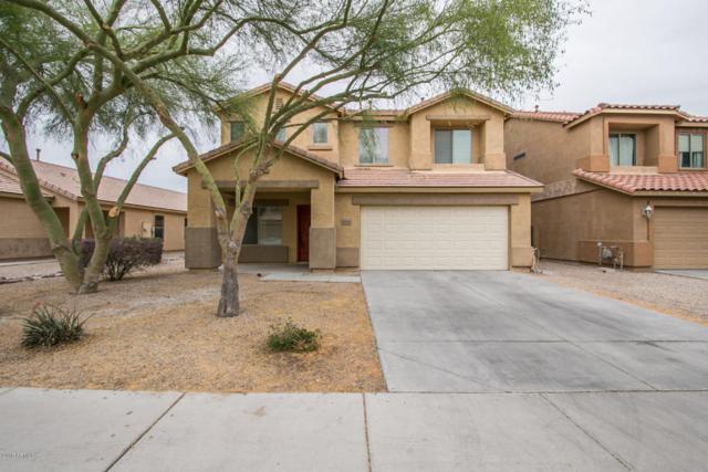 2866 W Gold Dust Avenue, Queen Creek, AZ 85142 (MLS #5760107) :: My Home Group