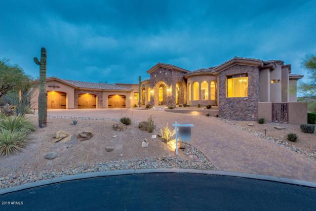 11464 E Desert Vista Road, Scottsdale, AZ 85255 (MLS #5760135) :: Devor Real Estate Associates