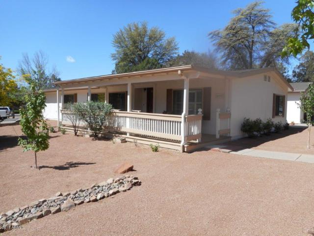 1001 W Chatham Drive, Payson, AZ 85541 (MLS #5760181) :: The Daniel Montez Real Estate Group