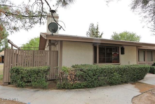 1550 N Stapley Drive #94, Mesa, AZ 85203 (MLS #5760206) :: My Home Group