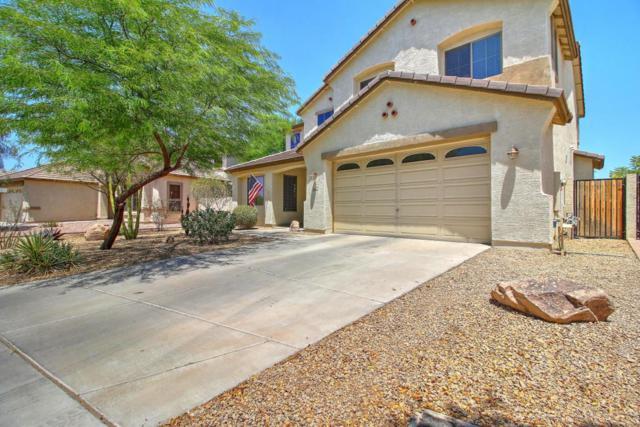 8915 S 40TH Drive, Laveen, AZ 85339 (MLS #5760437) :: My Home Group