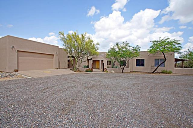 14710 E Mark Lane, Scottsdale, AZ 85262 (MLS #5760477) :: The Jesse Herfel Real Estate Group