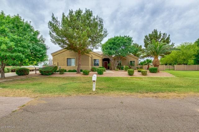 2143 E Claxton Street, Gilbert, AZ 85297 (MLS #5760634) :: Essential Properties, Inc.