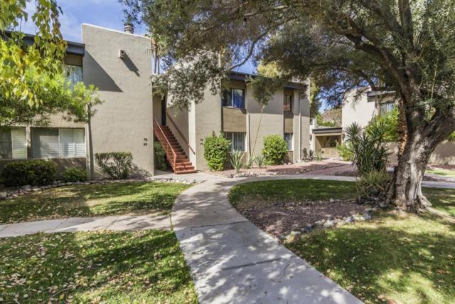 4201 E Camelback Road #71, Phoenix, AZ 85018 (MLS #5760786) :: The Laughton Team