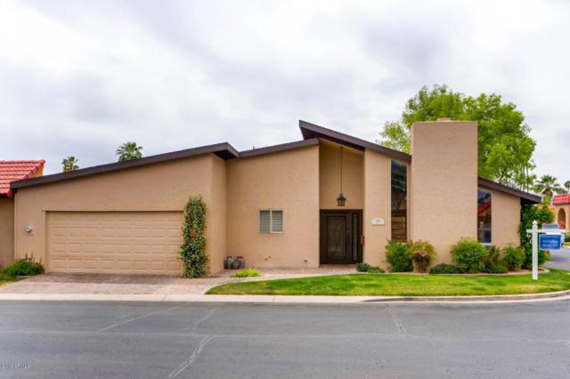 7833 E Crestwood Way, Scottsdale, AZ 85250 (MLS #5760961) :: My Home Group