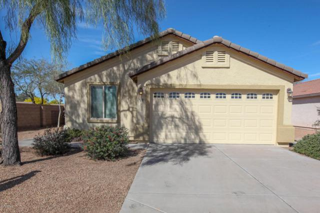 718 S Thunderbird Drive, Apache Junction, AZ 85120 (MLS #5760985) :: Yost Realty Group at RE/MAX Casa Grande