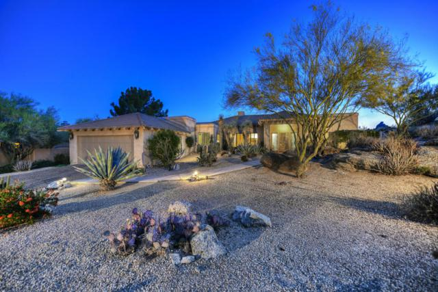 1313 E Coyote Pass Pass, Carefree, AZ 85377 (MLS #5761197) :: Riddle Realty
