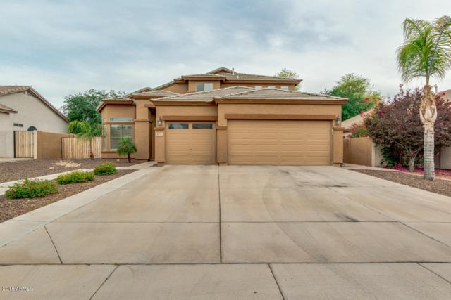 3575 E Caleb Way, Gilbert, AZ 85234 (MLS #5761234) :: My Home Group