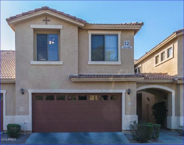 5415 E Mckellips Road #44, Mesa, AZ 85215 (MLS #5761280) :: Essential Properties, Inc.