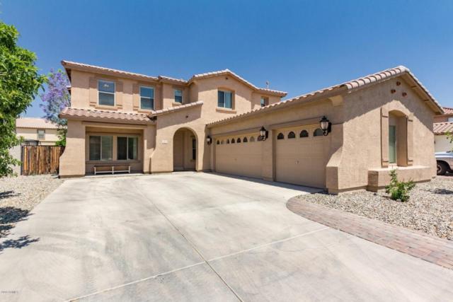 19654 E Arrowhead Trail, Queen Creek, AZ 85142 (MLS #5761563) :: My Home Group