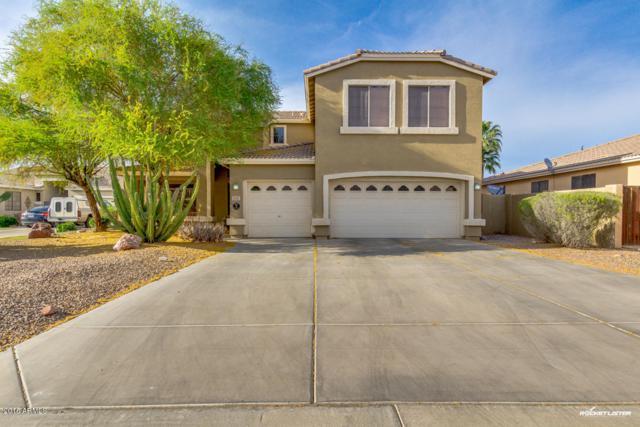 122 W Elmwood Place, Chandler, AZ 85248 (MLS #5762518) :: My Home Group