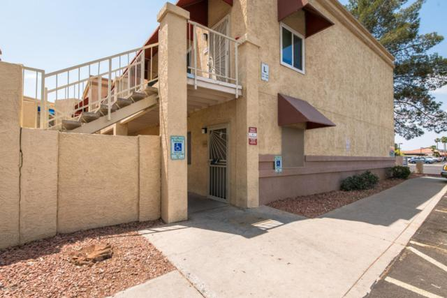 12221 W Bell Road #144, Surprise, AZ 85378 (MLS #5762570) :: The Laughton Team