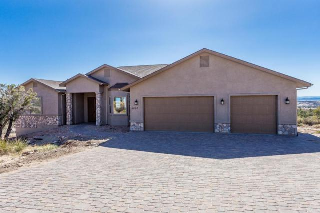 9690 Legend Hills Road, Prescott Valley, AZ 86315 (MLS #5762650) :: Conway Real Estate